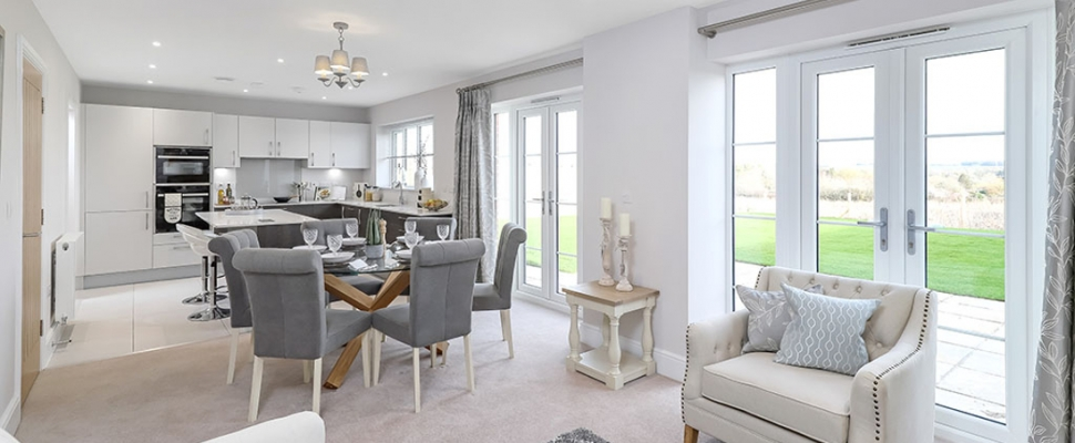 Ideas For Styling A Family Home Hazeley Developments